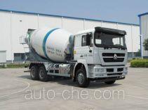 Jiangshan Shenjian HJS5256GJBS concrete mixer truck