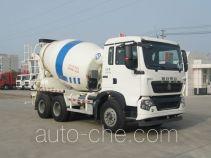 江山神剑牌HJS5256GJBY型混凝土搅拌运输车