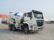 江山神剑牌HJS5256GJBX型混凝土搅拌运输车