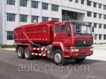 江山神剑牌HJS5256ZFLM2型粉粒物料自卸车