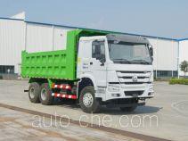 江山神剑牌HJS5256ZLJE型自卸式垃圾车