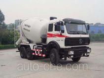Jiangshan Shenjian HJS5257GJB concrete mixer truck