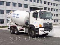 Jiangshan Shenjian HJS5259GJBC concrete mixer truck