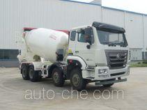 江山神剑牌HJS5316GJBE型混凝土搅拌运输车