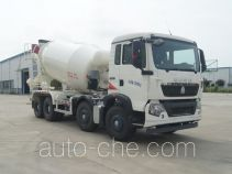江山神剑牌HJS5316GJBF型混凝土搅拌运输车
