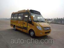 合客牌HK6661KX41型小学生专用校车