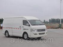 大马牌HKL5030XXYE4型厢式运输车