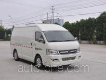Dama HKL5030XXYC box van truck