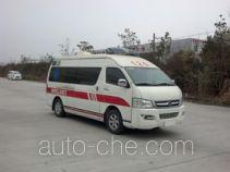 大马牌HKL5040XJHA型救护车