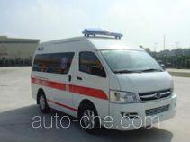 大马牌HKL5040XJHQA型救护车