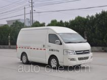 Dama HKL5040XXYCA box van truck