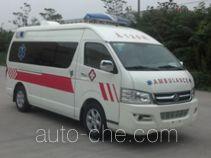 大马牌HKL5041XJHCA型救护车