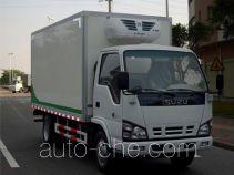 汇联牌HLC5040XLC型冷藏车