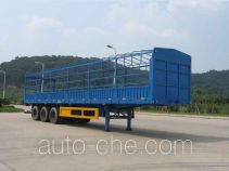 汇联牌HLC9280CXY型仓栅式运输半挂车