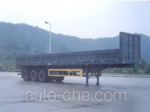 Huilian side dump trailer