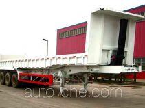 汇联牌HLC9400ZZX型自卸半挂车