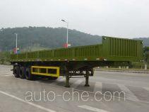 汇联牌HLC9401ZZX型自卸半挂车