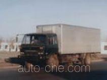 Heilongjiang HLJ5110XXY box van truck