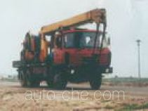 Heilongjiang HLJ5150TCY well servicing rig (workover unit) truck