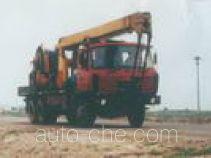Heilongjiang HLJ5150TCY well servicing rig (workover unit) truck
