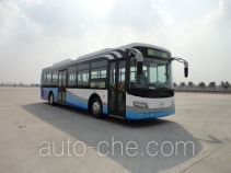 Heilongjiang HLJ6122PHEV hybrid city bus