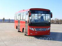 黑龙江牌HLJ6721QY型城市客车
