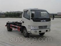 丹凌牌HLL5040ZXXE5型车厢可卸式垃圾车