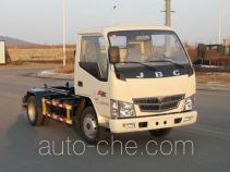 丹凌牌HLL5040ZXXJ型车厢可卸式垃圾车