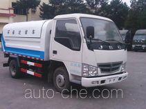 丹凌牌HLL5041ZLJJ型自卸式垃圾车