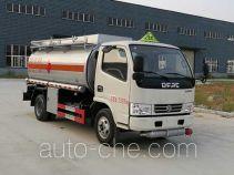Danling HLL5070GJYE5 fuel tank truck