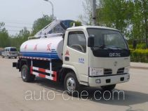 Danling HLL5070GXEE suction truck