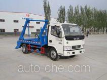 丹凌牌HLL5070ZBSE5型摆臂式垃圾车