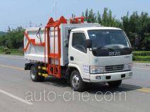 丹凌牌HLL5070ZDJ型压缩式对接垃圾车
