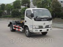 Danling HLL5070ZXX detachable body garbage truck