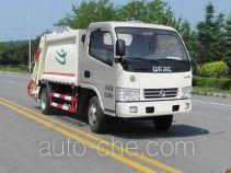 丹凌牌HLL5070ZYSE5型压缩式垃圾车