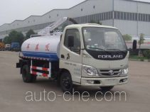 Danling HLL5071GXE suction truck