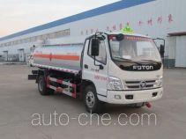 丹凌牌HLL5080GJYB4型加油车