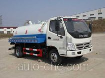 Danling HLL5080GXEB4 suction truck