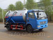 丹凌牌HLL5090GXWE型吸污车