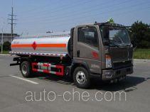 丹凌牌HLL5100GJYZ4型加油车