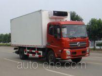 丹凌牌HLL5120XLC型冷藏车