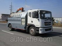 Danling HLL5160GQXD4 sewer flusher truck