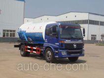 Danling HLL5160GXWB sewage suction truck