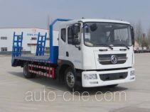 丹凌牌HLL5160TPBD4型平板运输车