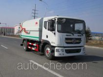 丹凌牌HLL5160ZDJE5型压缩式对接垃圾车