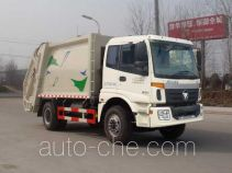 Danling HLL5160ZYSB garbage compactor truck