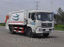 Danling HLL5160ZYSD garbage compactor truck