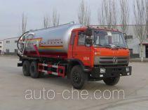 丹凌牌HLL5240GXWE型吸污车