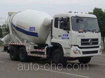 丹凌牌HLL5250GJBD型混凝土搅拌运输车