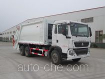 Danling HLL5250ZYSZ garbage compactor truck